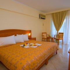 Porfi Beach Hotel комната для гостей фото 2