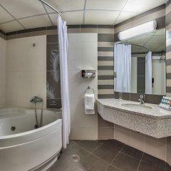 Отель Athens Cypria Hotel Греция, Афины - 2 отзыва об отеле, цены и фото номеров - забронировать отель Athens Cypria Hotel онлайн ванная