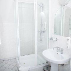 Отель Lezno Palace Польша, Эльганово - 4 отзыва об отеле, цены и фото номеров - забронировать отель Lezno Palace онлайн ванная