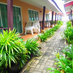 Отель Dang Sea Beach Bungalow Такуа-Тунг фото 4