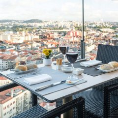 Hotel Dom Henrique Downtown балкон