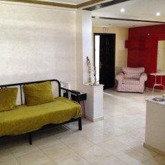 Отель Residence Saumaya Марокко, Рабат - отзывы, цены и фото номеров - забронировать отель Residence Saumaya онлайн комната для гостей фото 3