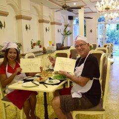 Отель Hoi An Garden Palace & Spa питание фото 3