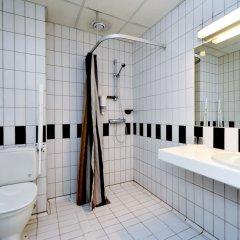 Отель Sandnes Vandrerhjem Норвегия, Санднес - отзывы, цены и фото номеров - забронировать отель Sandnes Vandrerhjem онлайн ванная