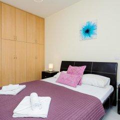 Отель Oceanview Luxury Villa 077 Кипр, Протарас - отзывы, цены и фото номеров - забронировать отель Oceanview Luxury Villa 077 онлайн комната для гостей фото 3