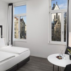 Отель INNSIDE by Meliá Leipzig комната для гостей фото 5