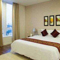 Отель An Phu Plaza Serviced Apartment Вьетнам, Хошимин - отзывы, цены и фото номеров - забронировать отель An Phu Plaza Serviced Apartment онлайн комната для гостей фото 5