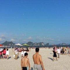 Doan Trang Hotel Halong пляж фото 2