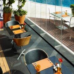 Отель Baraquda Pattaya - MGallery by Sofitel Таиланд, Паттайя - 3 отзыва об отеле, цены и фото номеров - забронировать отель Baraquda Pattaya - MGallery by Sofitel онлайн бассейн фото 3