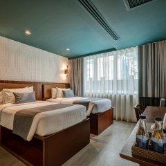 Отель Sib Kao Бангкок комната для гостей