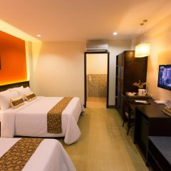 Отель Bohol Beach Club Resort комната для гостей фото 3