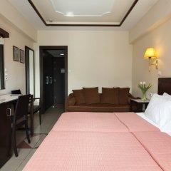 Отель Pythagorion Hotel Греция, Афины - 1 отзыв об отеле, цены и фото номеров - забронировать отель Pythagorion Hotel онлайн удобства в номере фото 2