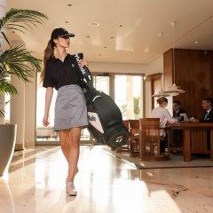 Port Adriano Marina Golf & Spa Hotel интерьер отеля фото 3
