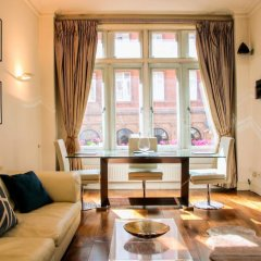 Апартаменты Suitely Trafalgar Square Luxury Apartment Лондон фото 13