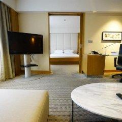 Отель Grand Hyatt Singapore Сингапур, Сингапур - 1 отзыв об отеле, цены и фото номеров - забронировать отель Grand Hyatt Singapore онлайн удобства в номере