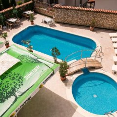 Отель Nassi Hotel Болгария, Свети Влас - отзывы, цены и фото номеров - забронировать отель Nassi Hotel онлайн балкон