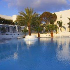 Отель Thalassa Seaside Resort бассейн фото 2