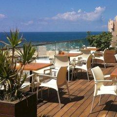 Отель Gilgal Тель-Авив пляж