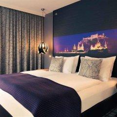 Отель Mercure Salzburg City Австрия, Зальцбург - 1 отзыв об отеле, цены и фото номеров - забронировать отель Mercure Salzburg City онлайн комната для гостей