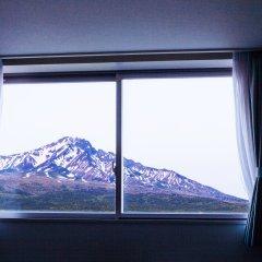 Отель Island Inn Rishiri Rebun комната для гостей