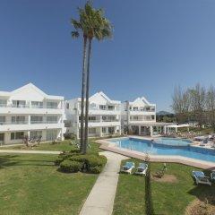 Отель Apartamentos Habitat бассейн фото 3