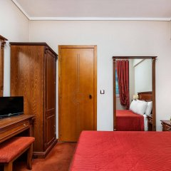 Отель Perea Hotel Греция, Агиа-Триада - 7 отзывов об отеле, цены и фото номеров - забронировать отель Perea Hotel онлайн комната для гостей фото 4