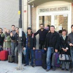 Second Home Hostel Стамбул