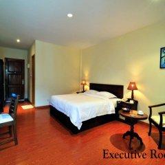 The Hotel Amara комната для гостей