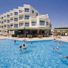 Отель Infinity Blu - Designed for Adults Кипр, Протарас - отзывы, цены и фото номеров - забронировать отель Infinity Blu - Designed for Adults онлайн бассейн