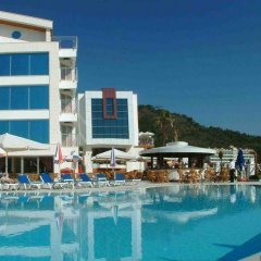 Ideal Pearl Hotel - All Inclusive - Adults Only бассейн фото 3