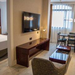 Отель Suites Center Barcelona Барселона комната для гостей фото 4