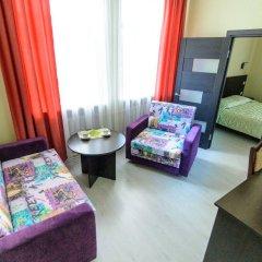 Гостиница Аватар комната для гостей фото 2