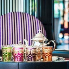Отель Villa Diyafa Boutique Hôtel & Spa Марокко, Рабат - отзывы, цены и фото номеров - забронировать отель Villa Diyafa Boutique Hôtel & Spa онлайн гостиничный бар