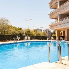 Отель ApartUP Green Opera Views Испания, Валенсия - отзывы, цены и фото номеров - забронировать отель ApartUP Green Opera Views онлайн бассейн