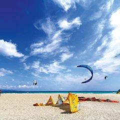 Отель Sardegna Hotel Италия, Кальяри - отзывы, цены и фото номеров - забронировать отель Sardegna Hotel онлайн пляж фото 2