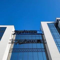 Отель Radisson Blu Alna Осло балкон