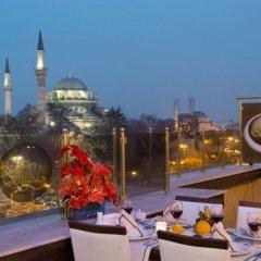 Sky Kamer Hotel - Boutique Class Турция, Стамбул - 11 отзывов об отеле, цены и фото номеров - забронировать отель Sky Kamer Hotel - Boutique Class онлайн балкон