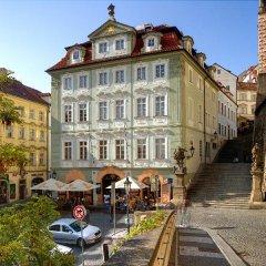 Отель Golden Star Чехия, Прага - 14 отзывов об отеле, цены и фото номеров - забронировать отель Golden Star онлайн парковка