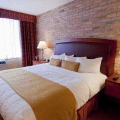 Отель Quality Hotel Downtown-Inn at False Creek Канада, Ванкувер - отзывы, цены и фото номеров - забронировать отель Quality Hotel Downtown-Inn at False Creek онлайн комната для гостей фото 2