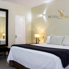Отель del Angel Мексика, Гвадалахара - отзывы, цены и фото номеров - забронировать отель del Angel онлайн комната для гостей фото 3