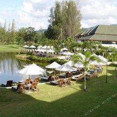 Отель Laguna Holiday Club Phuket Resort пляж Банг-Тао помещение для мероприятий фото 2