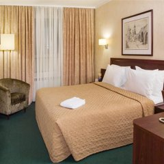 Гостиница Аэростар 4* Стандартный номер с разными типами кроватей фото 2