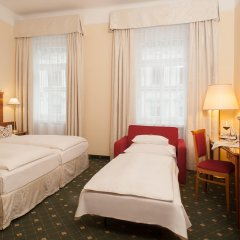 Hotel Kaiserhof Wien комната для гостей фото 3