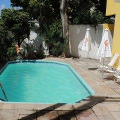 Отель Aguamarinha Pousada бассейн