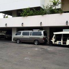 Отель Nanatai Suites Таиланд, Бангкок - отзывы, цены и фото номеров - забронировать отель Nanatai Suites онлайн парковка