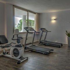Отель Terme Belsoggiorno Италия, Абано-Терме - отзывы, цены и фото номеров - забронировать отель Terme Belsoggiorno онлайн фитнесс-зал