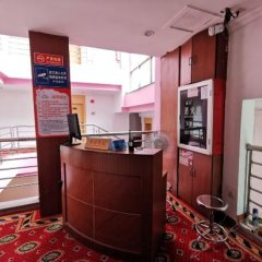 Yimi Hotel (Guangzhou Donghu Metro ) интерьер отеля фото 2