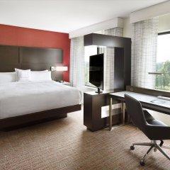 Отель Marriott Columbus University Area комната для гостей фото 5