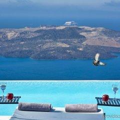 Отель Cosmopolitan Suites Греция, Остров Санторини - отзывы, цены и фото номеров - забронировать отель Cosmopolitan Suites онлайн бассейн