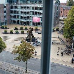 Отель Danhostel Odense City балкон